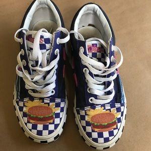 104c7050273e Vans Shoes - VANS Custom Culture Diner Old Skool